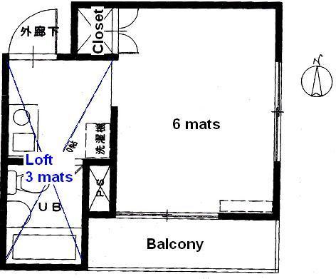Floorplan (With Loft)