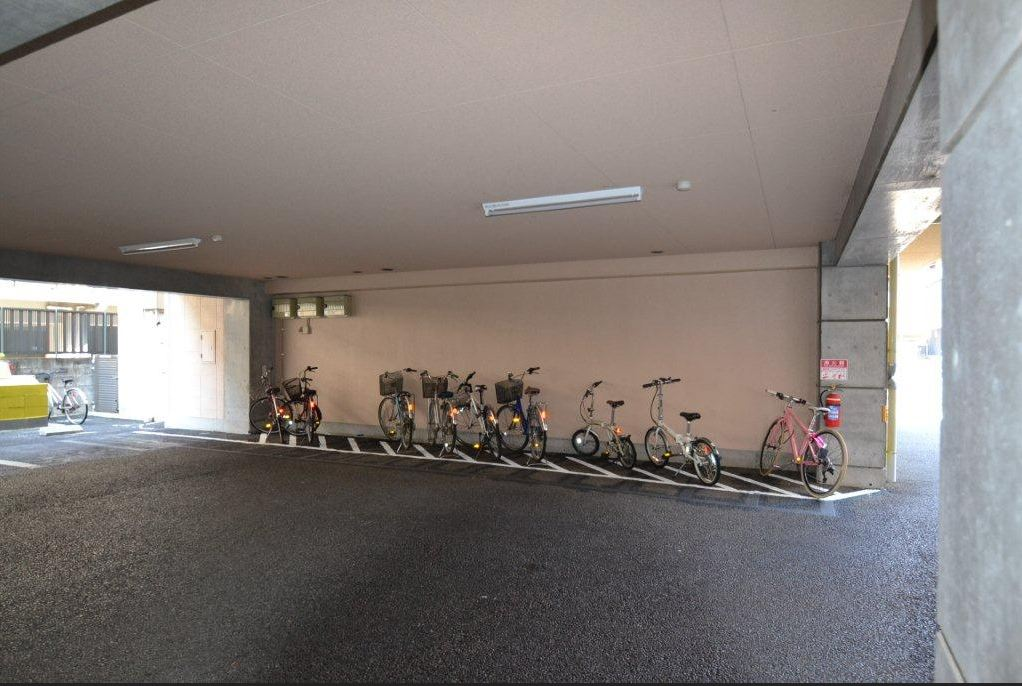 Common Area (Bicycle parking space)
