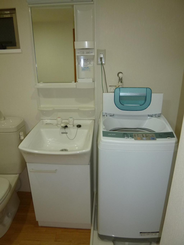 Washroom (Refrigerator)