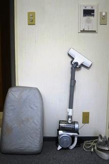 Other (Vacuum cleaner, iron & ironing board)