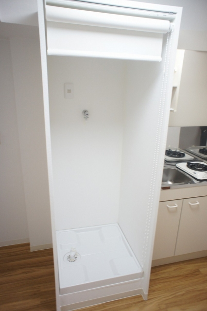 Other (Space for washing machine)
