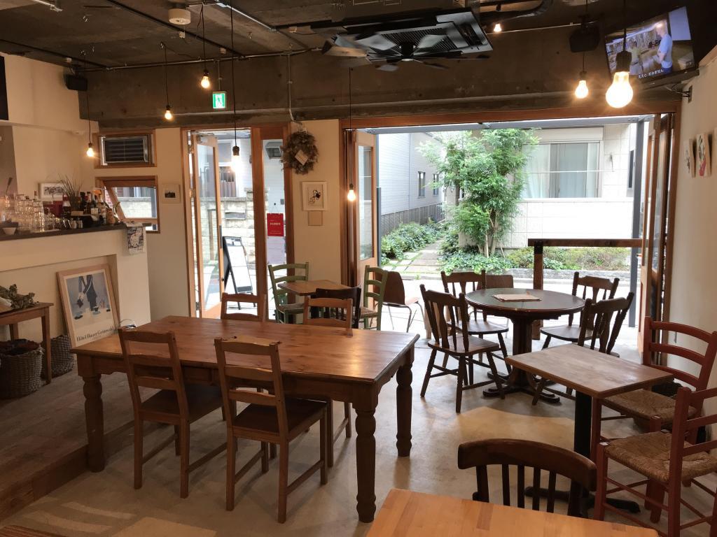 Neighborhood (Cafe (1st floor))