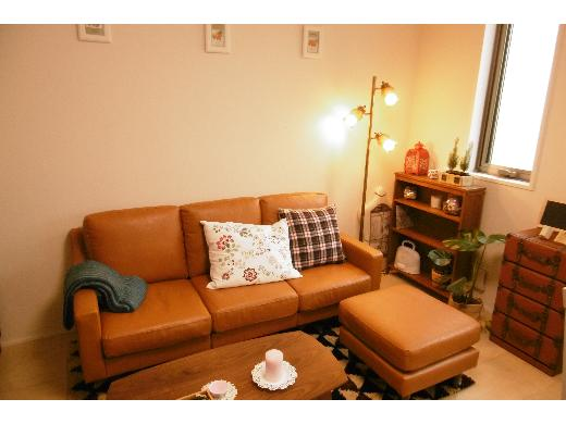 Common Area (Living room)