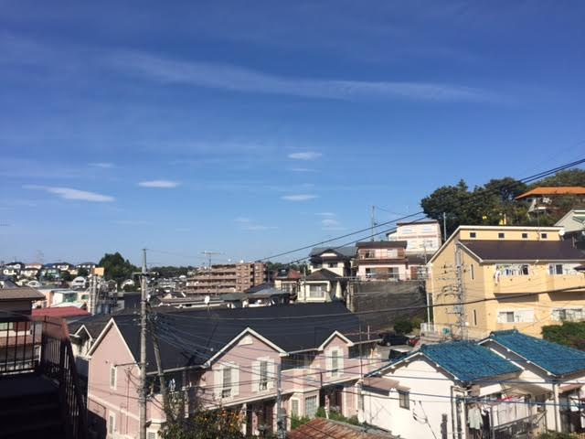 Neighborhood (View from the balcony)
