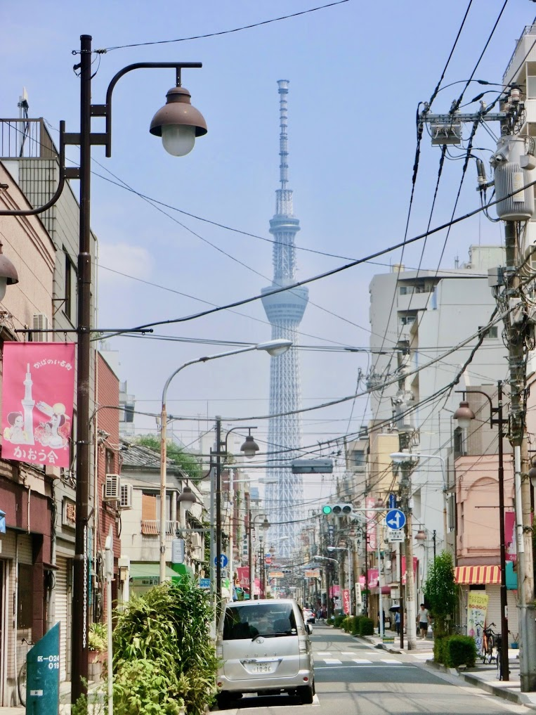 Neighborhood (Sky Tree)