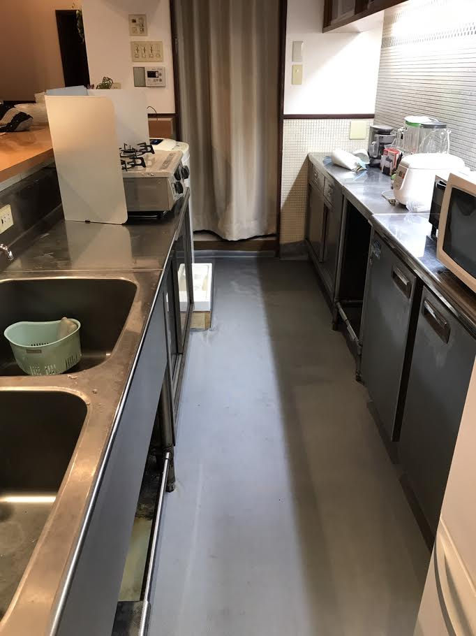 Common Area (Kitchen)