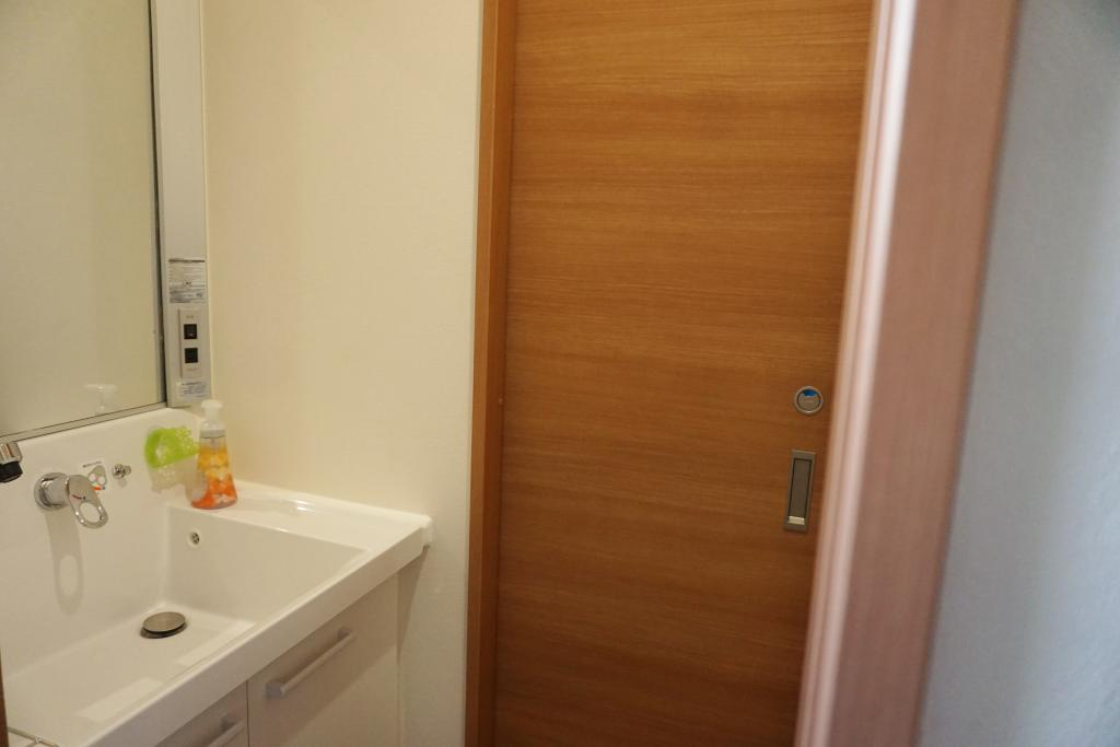 Common Area (Washroom)