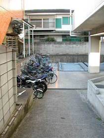 Other (bicycle parking space)
