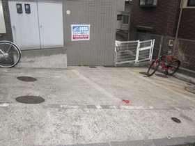 Other ( bicycle parking space)