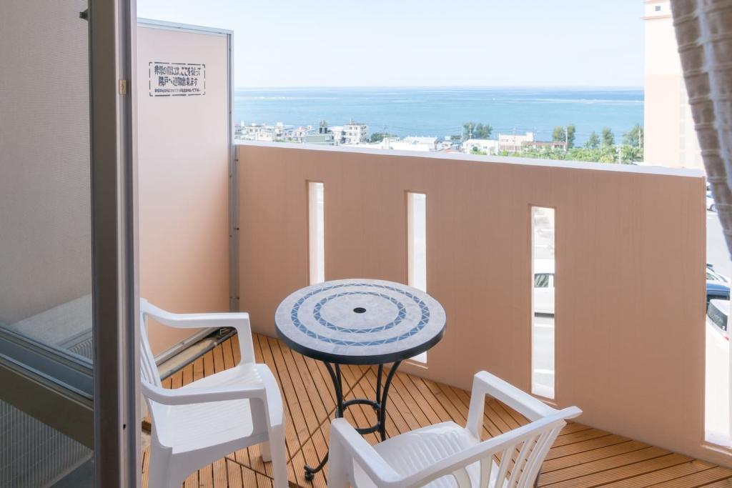 Balcony/Veranda (Beautiful view)