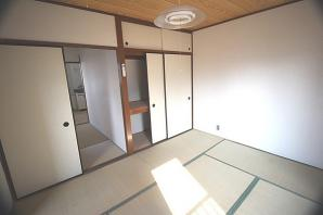 Bedroom (Tatami floor)