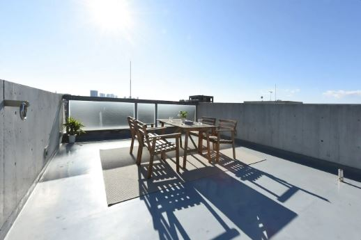 Balcony/Veranda (Rooftop)