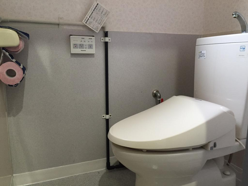 Common Area (Toilet)