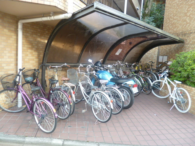 Common Area (Bicycle parking)