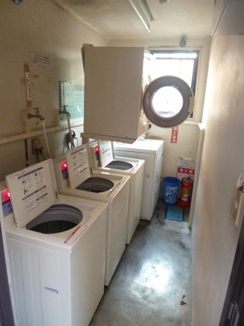 Common Area (Shared Washing Machine)