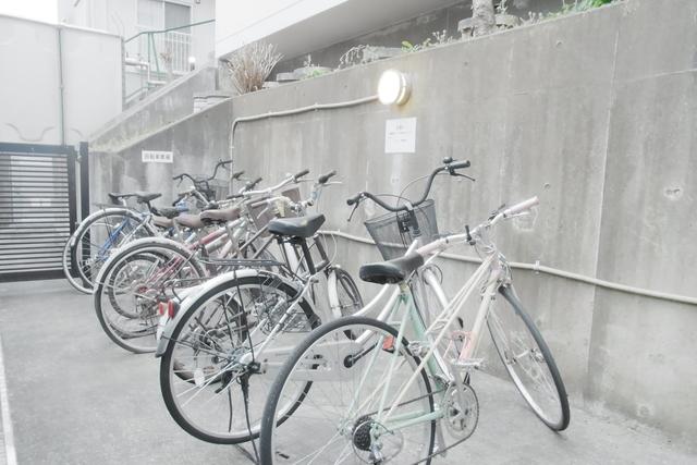 Parking (Bicycle parking)