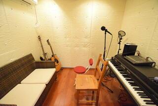 Common Area (Music Studio)