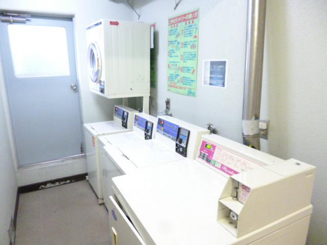 Common Area (Shared Washing machine)