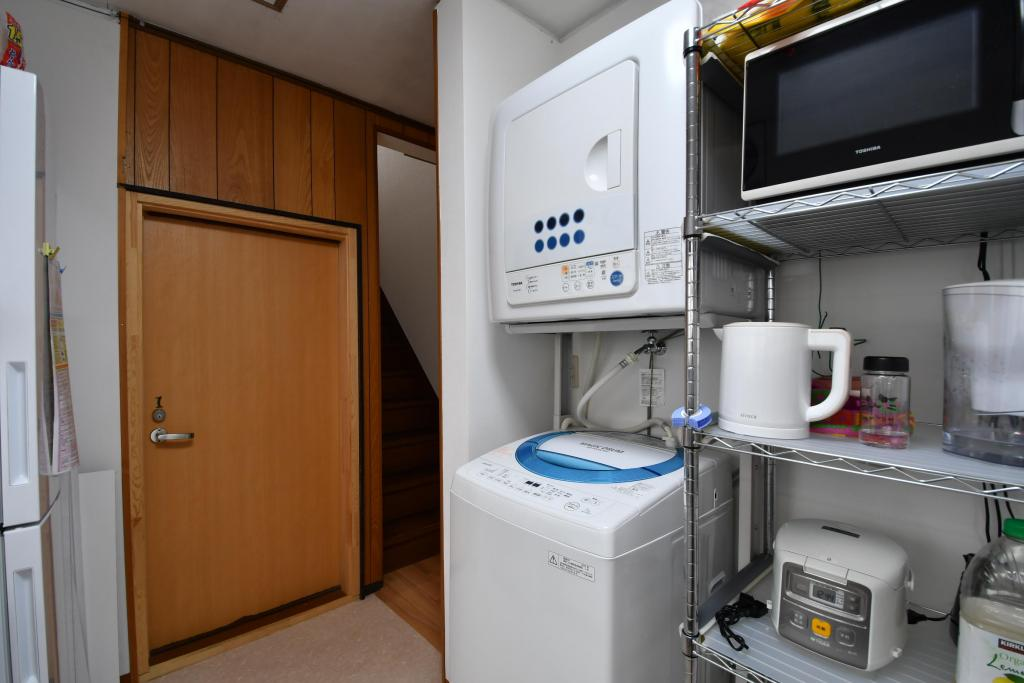 Common Area (Wash Room)